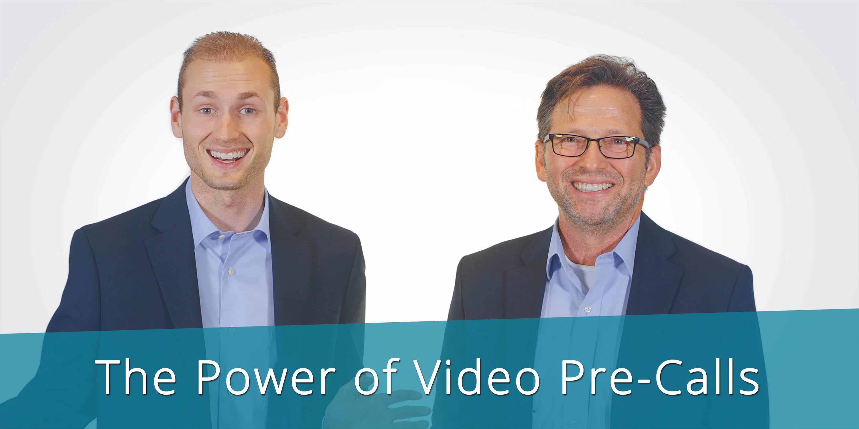Video Pre-Calls