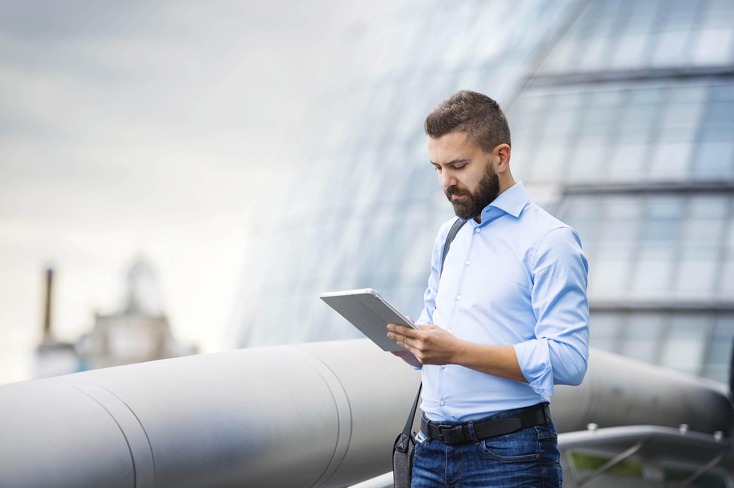 Businesss Transformation Moblie Data Management