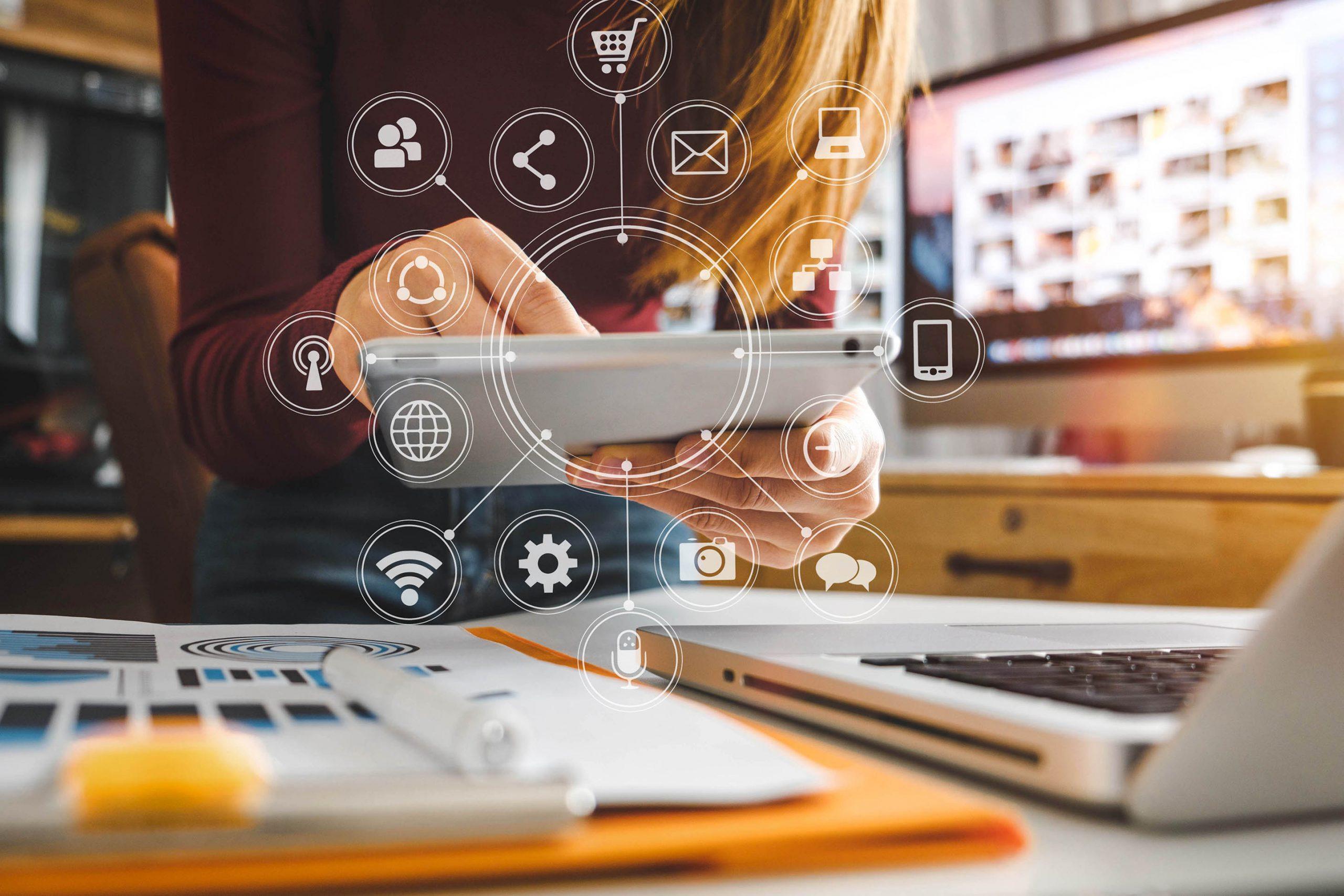 Enterprise Transformation Digital Technology